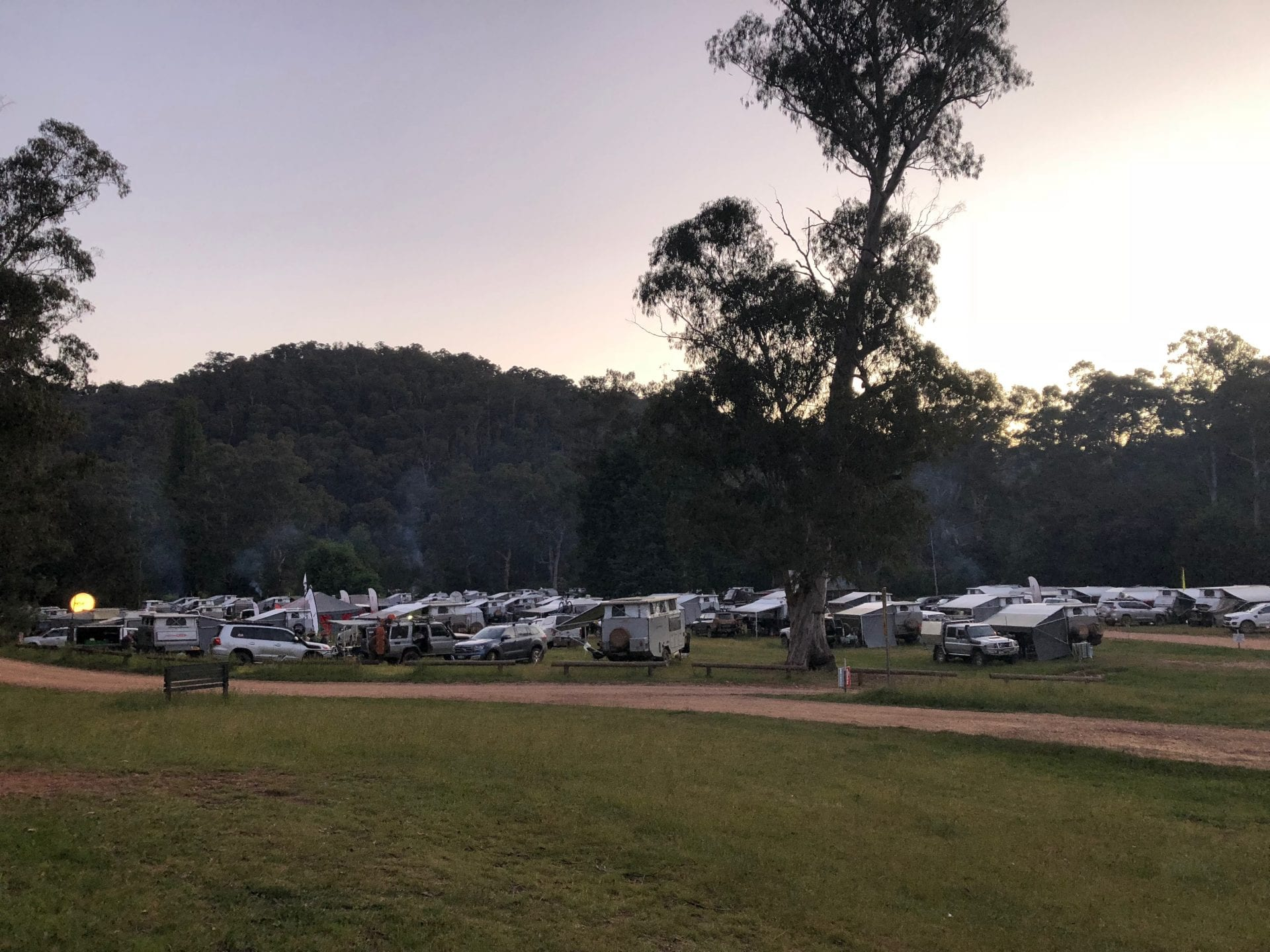 AOR VIC High Country Rally - Trekking Downunder - AOR News