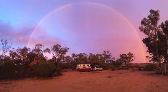 Trekking Downunder - Outback