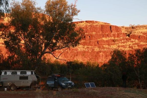 Alex Benham - Carawine Gorge, Western Australia