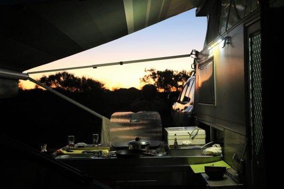 Alex Benham - Pilbara Sunset, Western Australia