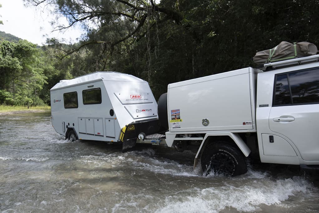 Caravan Camping Sales Top-10 off-road caravans - AOR News