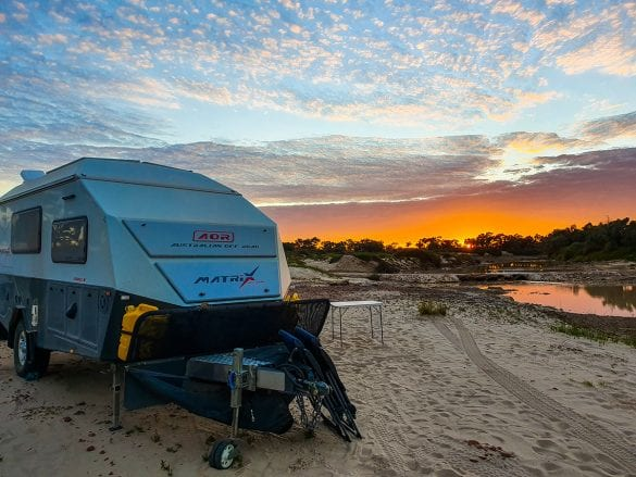 Bec Hayes - Diamantina River QLD