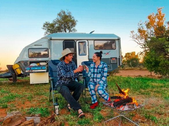 Bec Hayes - Plenty Highway NT 2