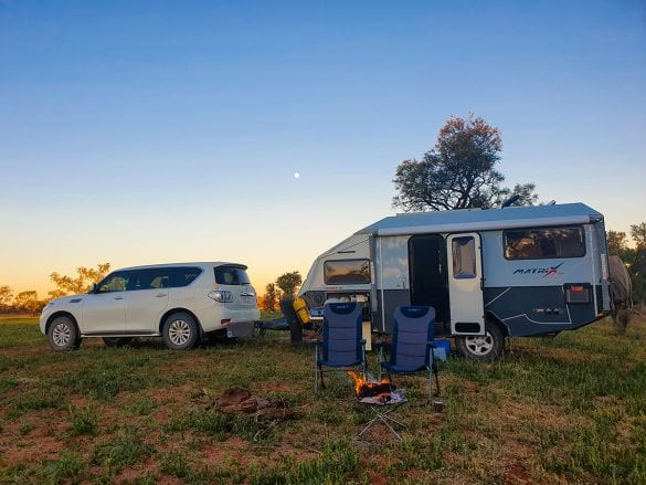 Bec Hayes - Plenty Highway NT