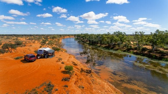 Vicky Herring - Wooleen Station River Camp