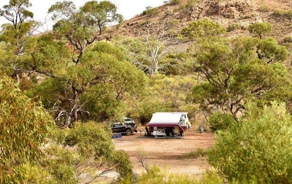 Anne Sweeney - Hawker, Flinders Ranges