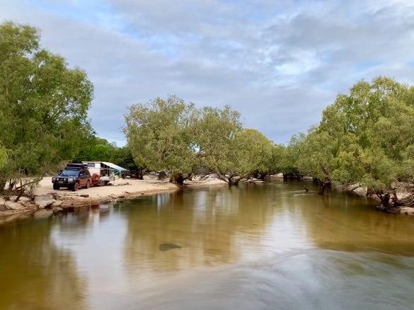 Pat Evans Archer River FNQ