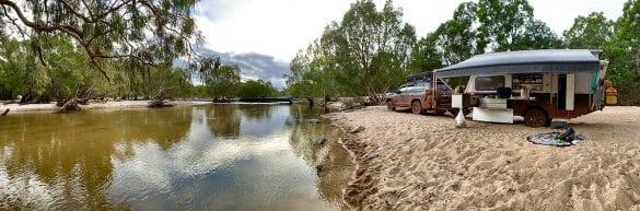 Pat Evans - Archer River, FNQ